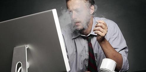 办公室二手烟真正有效的空气净化器?