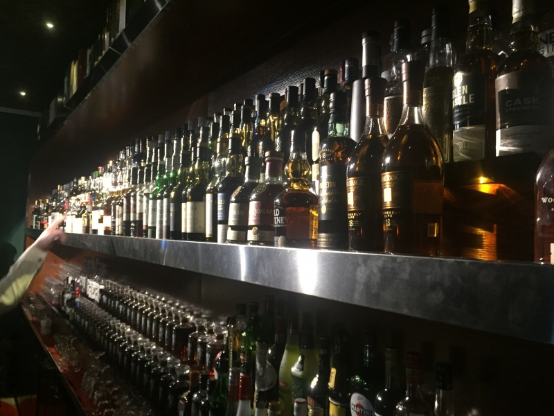 北京部分威士忌吧